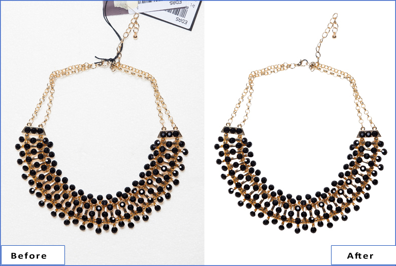 Jwelary clipping path