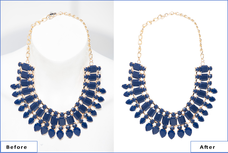 Clipping path / multi color path services