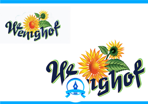 Logo vector conversion